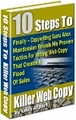 Thumbnail 10 Steps to Killer Web Copy Review