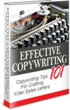 Thumbnail Effective Copywriting 101 - Master Resale Rights