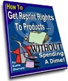 Thumbnail How To Get Reprint Rights Without Paying A Dime Review