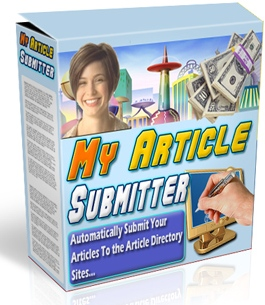 Product picture My Article Submitter